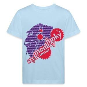 Funky Style Ape - Kids' Organic T-shirt