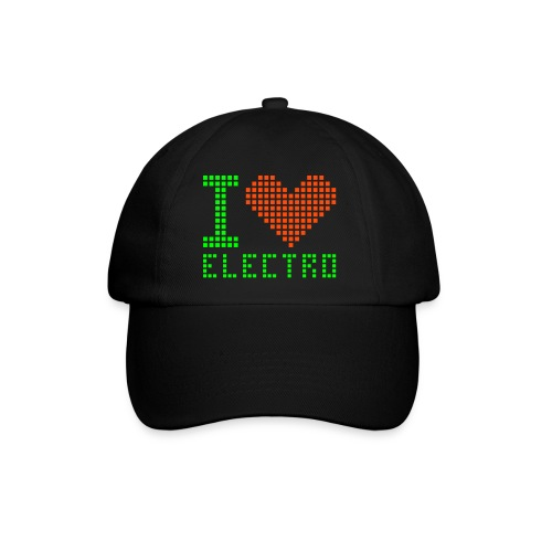 limited edition i (l) electro hat - Baseball Cap