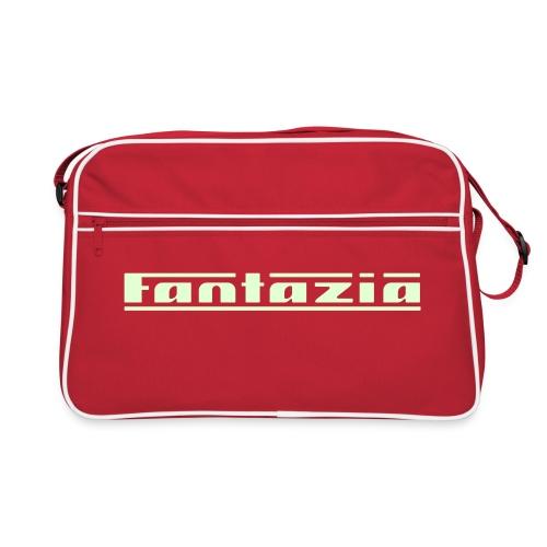 Retro Fantazia Bag. Glow in the dark logo - Retro Bag
