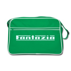 Retro Fantazia Bag. Reflective logo - Retro Bag