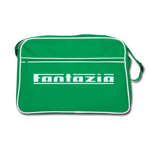 Retro Fantazia Bag. Reflective logo - Retro Bag
