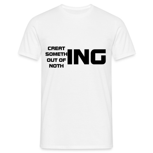 creaTinG - Men's T-Shirt