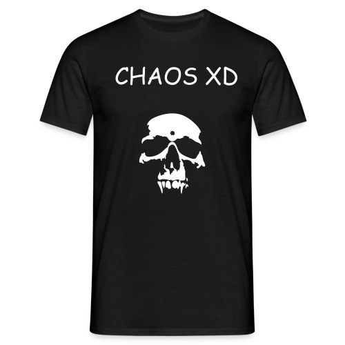 Chaos XD - Men's T-Shirt