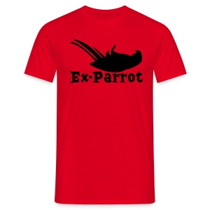 Ex Parrot - Men's T-Shirt