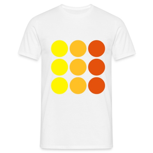 BK Punktdotts t-shirt    ORIGINAL - T-skjorte for menn