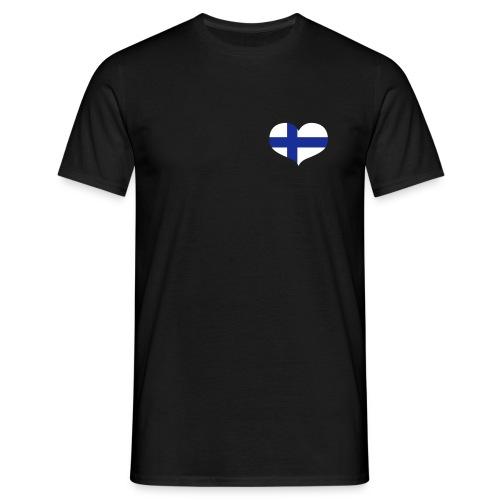 Tröja LoveFinland - T-shirt herr