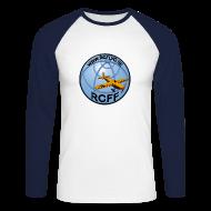 Långärmade T-shirts ~ Långärmad basebolltröja herr ~ Långärmad tröja