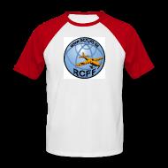 T-shirts ~ Kortärmad basebolltröja herr ~ T-shirt