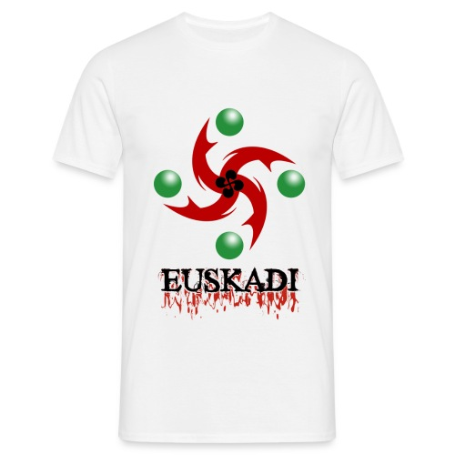 Euskadi - Camiseta hombre