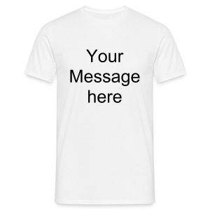 Your Design - Men's T-Shirt