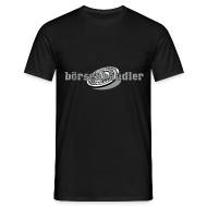 T-Shirts ~ Männer T-Shirt ~ boersenhaendler_male_black