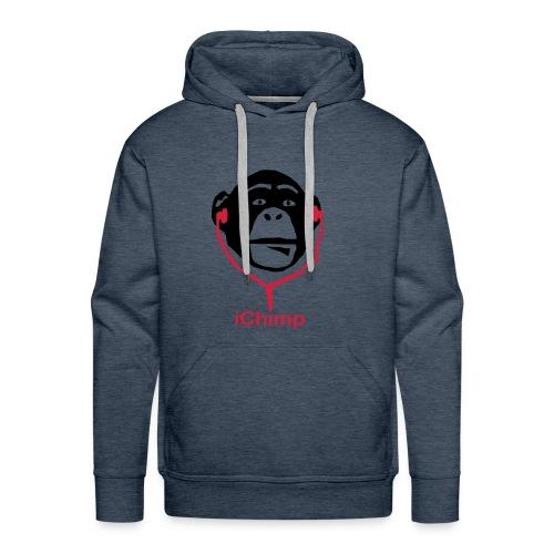 I Love Africa  - Sweat-shirt à capuche Premium pour hommes