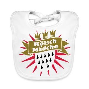 Koelsch Maedche - Baby Bio-Lätzchen