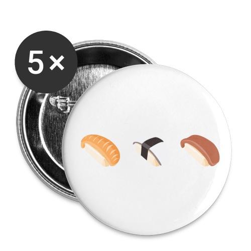 Nigiri Butons - Buttons mittel 32 mm