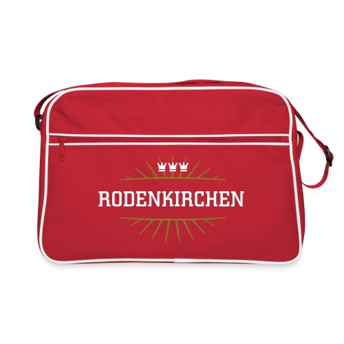 Rodenkirchen_ - Retro Tasche