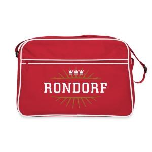 Rondorf_ - Retro Tasche
