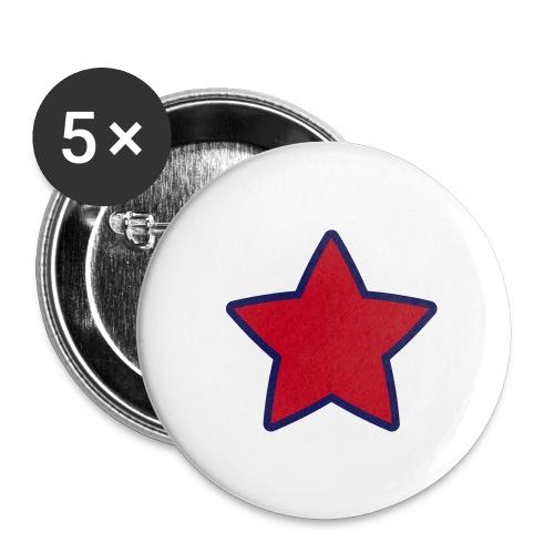 small hat - Buttons medium 32 mm