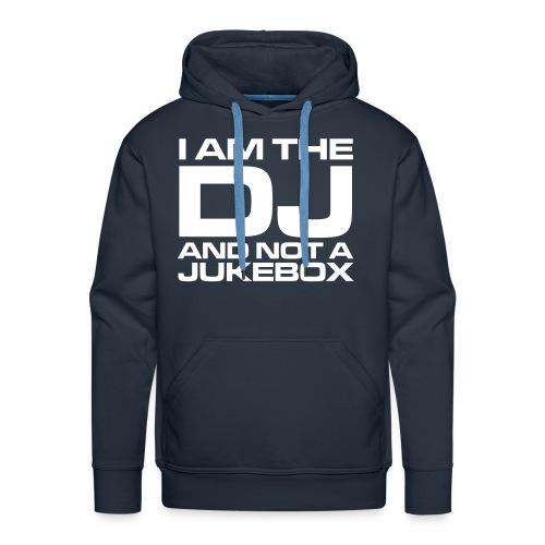 Dj genser - Premium hettegenser for menn