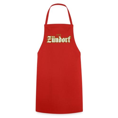 Zuendorf (Frakturschrift) - Kochschürze