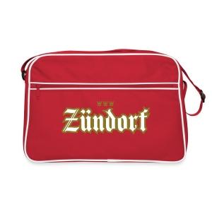 Zuendorf (Frakturschrift) - Retro Tasche