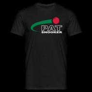 T-Shirts ~ Männer T-Shirt ~ PAT Snooker Shirt