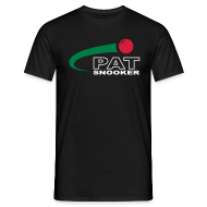 T-Shirts ~ Men's T-Shirt ~ PAT Snooker Shirt