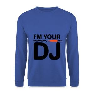 I am the DJ - Mannen sweater