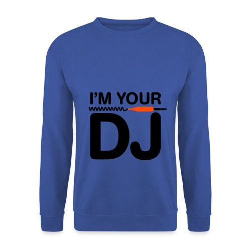 I am the DJ - Mannen sweater