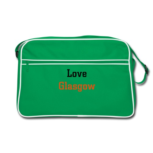 love Glasgow retro bag - Retro Bag