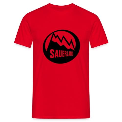 Alpenland - Männer T-Shirt