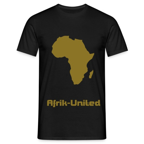 Afrik-United - T-shirt Homme