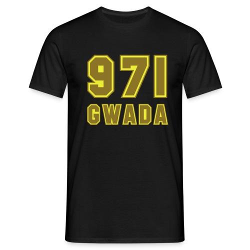971 GWADA - T-shirt Homme