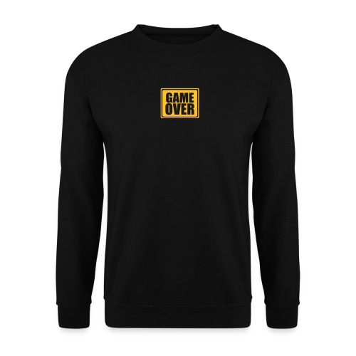 GAME OVER - Men's Sweatshirt