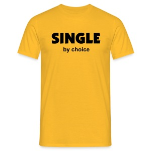 T-Shirt Man - SINGLE - Men's T-Shirt
