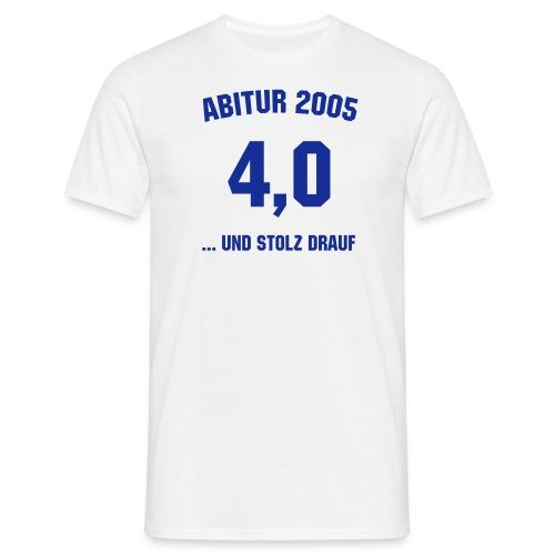 ABI2005-Shirt Hit - Männer T-Shirt