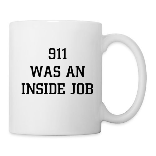 911 Was An Inside Job Mug - Mug