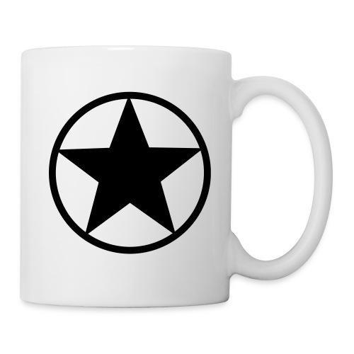 white tee - Mug