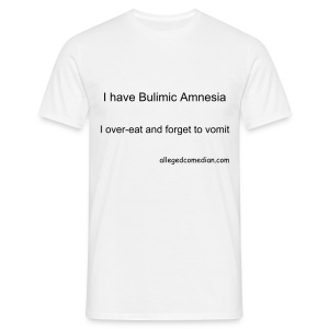 Bulimia - Men's T-Shirt