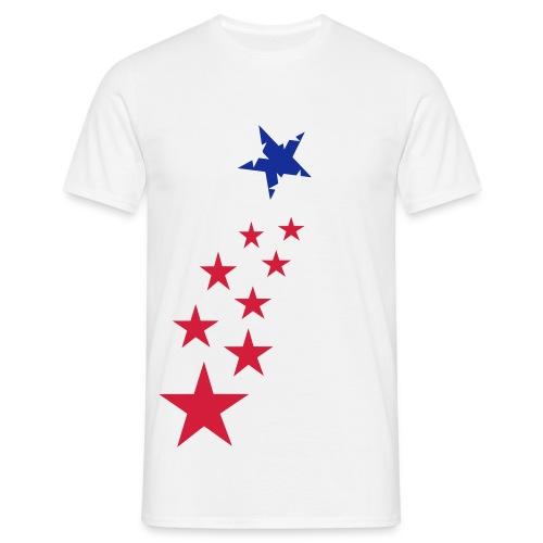 Stars - Mannen T-shirt