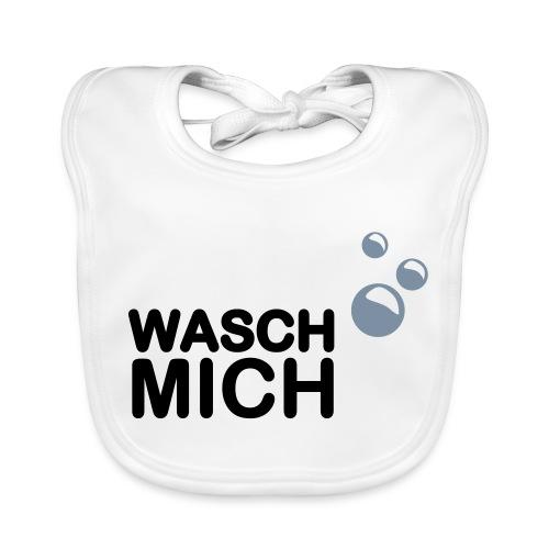 Wasch mich! - Baby Bio-Lätzchen