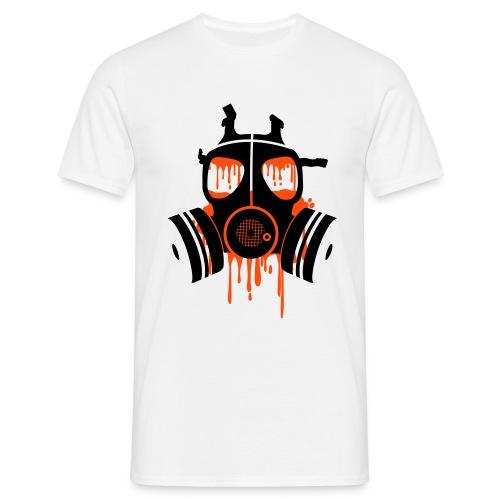 Death Gasmask - Men's T-Shirt