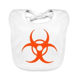 Biohazard'shirt - Bavoir bio Bébé
