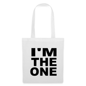 I'm The One Bag - Tote Bag