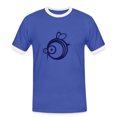 Maya'shirt - T-shirt contrasté Homme