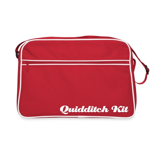 'Quidditch Kit' Retro Style Bag - Retro Bag