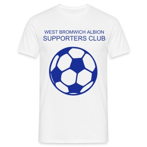 West Bromwich Albion Supporters Club - Men's T-Shirt