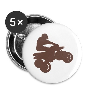new - Badge grand 56 mm