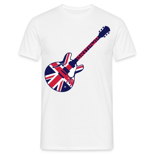 Brit Pop - Men's T-Shirt