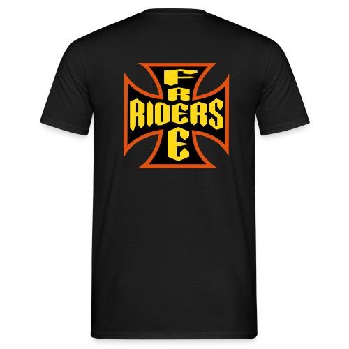 Free Riders | T-shirts harley biker - T-shirt Homme