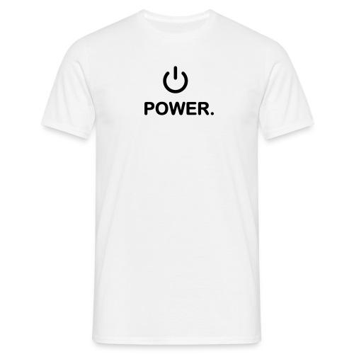 T-shirt Power - T-shirt Homme